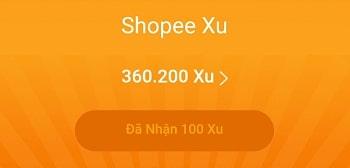 Shopee xu